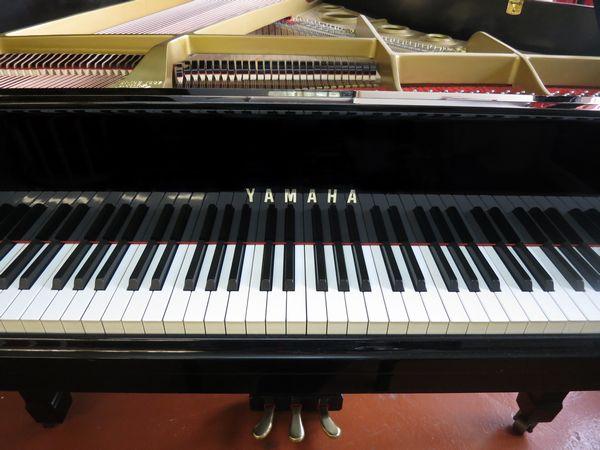 Yamaha c3 pianos araki paris for Yamaha c3 piano dimensions